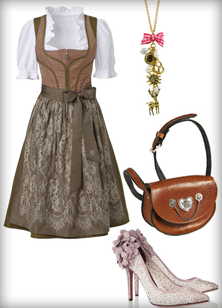 Wiesn-Outfit