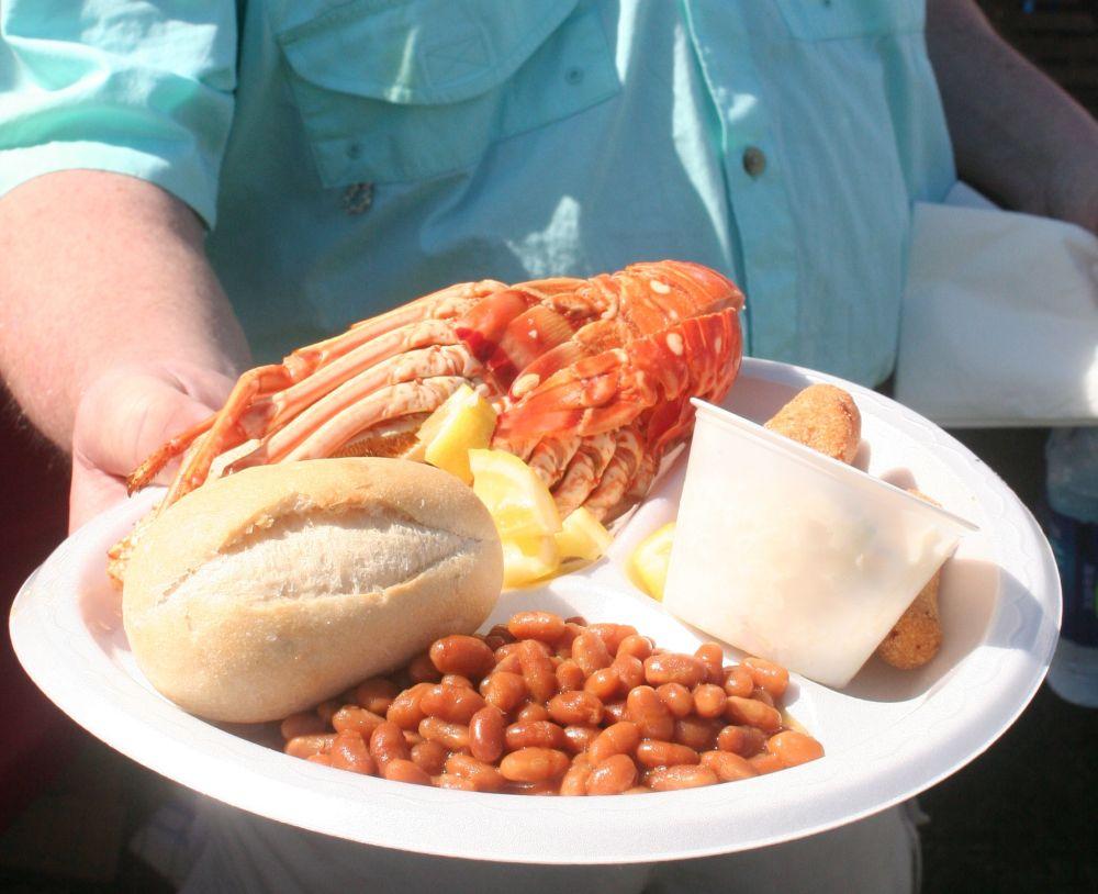 Marathon Seefood Festival_foodplate_Copyright_Florida Keys and Key West
