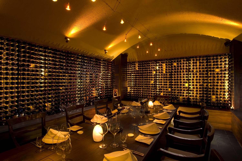 Conrad Rangali Island_Wine Cellar