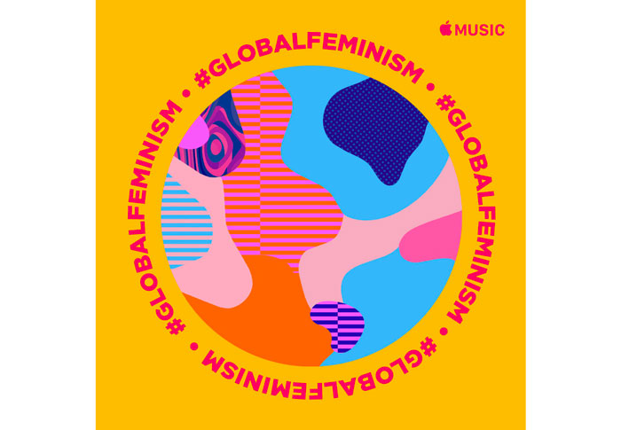 190307-Apple-Music-#GLOBALFEMINISM-Playlist